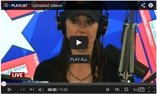 Video: The Stephanie Miller Show on Lance Armstrong