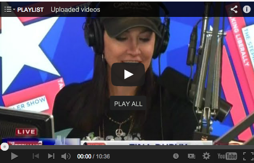 Video: The Stephanie Miller Show: Rites v. Rights Column