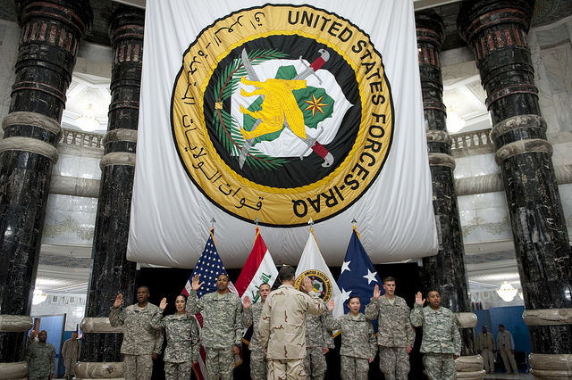 Column: Iraq Makes Request for Weapons